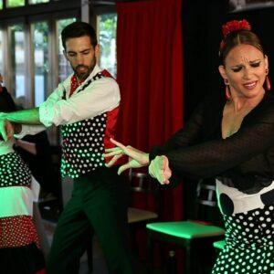Flamenco Show_Restaurante Tipi Tapa - Flamenco + Bebida - RESTAURANTE TIPI TAPA