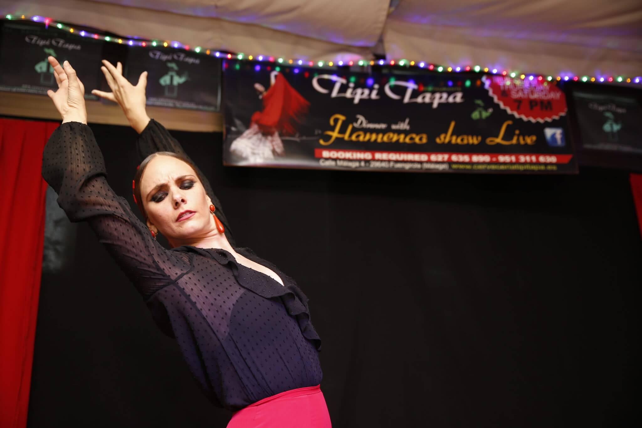 Flamenco Show_Restaurante Tipi Tapa